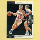1995-96 SP Basketball #018 Steve Kerr - Chicago Bulls