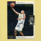 1995-96 SP Basketball #006 Dana Barros - Boston Celtics