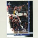 1996-97 SP Basketball #045 Reggie Miller - Indiana Pacers