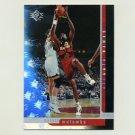 1996-97 SP Basketball #003 Dikembe Mutombo - Atlanta Hawks