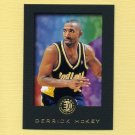 1995-96 E-XL Basketball #033 Derrick McKey - Indiana Pacers