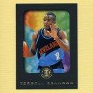 1995-96 E-XL Basketball #014 Terrell Brandon - Cleveland Cavaliers