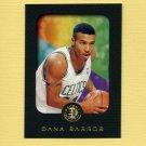 1995-96 E-XL Basketball #004 Dana Barros - Boston Celtics