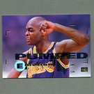 1994-95 Emotion Basketball #048 Nick Van Exel - Los Angeles Lakers