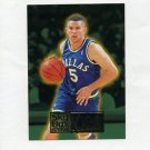 1994-95 Skybox Premium Basketball #221 Jason Kidd RC - Dallas Mavericks