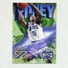 1996-97 Z-Force Basketball Z-Cling #74 Tyus Edney - Sacramento Kings