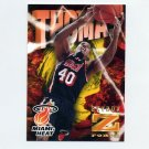 1996-97 Z-Force Basketball Z-Cling #48 Kurt Thomas - Miami Heat