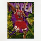 1996-97 Z-Force Basketball #13 Scottie Pippen - Chicago Bulls