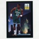 1993-94 SkyBox Premium Basketball #320 Alonzo Mourning PC - Charlotte Hornets