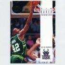 1993-94 SkyBox Premium Basketball #244 Vin Baker RC - Milwaukee Bucks