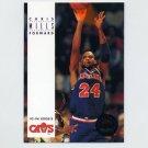 1993-94 SkyBox Premium Basketball #212 Chris Mills RC - Cleveland Cavaliers