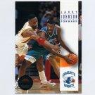 1993-94 SkyBox Premium Basketball #039 Larry Johnson - Charlotte Hornets
