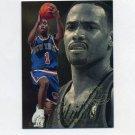 1996-97 Flair Showcase Basketball Row 2 #61 Chris Childs - New York Knicks