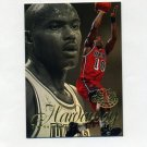 1996-97 Flair Showcase Basketball Row 2 #52 Tim Hardaway - Miami Heat