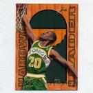 1995-96 Fleer Flair Basketball Hardwood Leaders #25 Gary Payton - Seattle Supersonics
