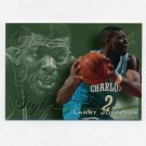 1995-96 Flair Basketball #234 Larry Johnson STY - Charlotte Hornets
