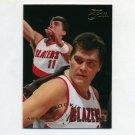1995-96 Flair Basketball #217 Arvydas Sabonis RC - Portland Trail Blazers