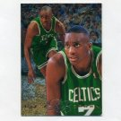1995-96 Flair Basketball #005 Dee Brown - Boston Celtics
