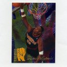 1994-95 Flair Basketball Rejectors #3 Dikembe Mutombo - Denver Nuggets