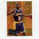 1994-95 Flair Basketball Playmakers #10 Nick Van Exel - Los Angeles Lakers