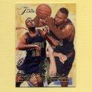 1994-95 Flair Basketball #208 Reggie Slater - Denver Nuggets