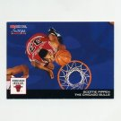 1993-94 Hoops Scoops Basketball #HS04 Scottie Pippen - Chicago Bulls