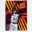 1994-95 Hoops Basketball Power Ratings #PR32 Isaiah Rider - Minnesota Timberwolves