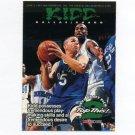 1994-95 Hoops Basketball #422 Jason Kidd / Shawn Bradley TOP
