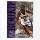 1994-95 Hoops Basketball #349 Glenn Robinson RC - Milwaukee Bucks