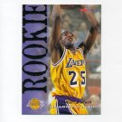 1994-95 Hoops Basketball #339 Eddie Jones RC - Los Angeles Lakers