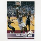 1994-95 Hoops Basketball #211 Karl Malone - Utah Jazz