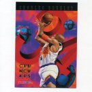 1995-96 Hoops Basketball Number Crunchers #10 Charles Barkley - Phoenix Suns