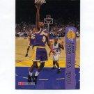 1995-96 Hoops Basketball #082 Nick Van Exel - Los Angeles Lakers