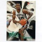 1996-97 Hoops Basketball #186 David Robinson BF - San Antonio Spurs