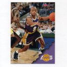 1996-97 Hoops Basketball #081 Nick Van Exel - Los Angeles Lakers
