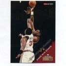 1996-97 Hoops Basketball #042 Dikembe Mutombo - Denver Nuggets