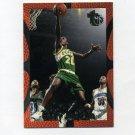 1994-95 Embossed Basketball #093 Gary Payton - Seattle Supersonics