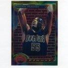 1993-94 Finest Basketball #119 Dikembe Mutombo MF - Denver Nuggets