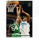 1993-94 Stadium Club Basketball #323 Larry Johnson - Charlotte Hornets
