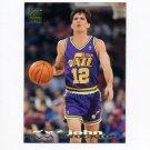 1993-94 Stadium Club Basketball #313 John Stockton - Utah Jazz