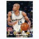 1993-94 Stadium Club Basketball #294 Latrell Sprewell - Golden State Warriors