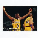 1993-94 Stadium Club Basketball #273 Nick Van Exel NW - Los Angeles Lakers