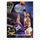 1993-94 Stadium Club Basketball #184 Scottie Pippen FF - Chicago Bulls