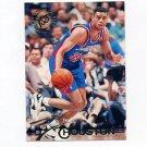 1994-95 Stadium Club Basketball #142 Allan Houston - Detroit Pistons