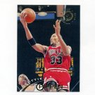 1994-95 Stadium Club Basketball #033 Scottie Pippen - Chicago Bulls