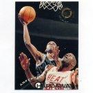 1994-95 Stadium Club Basketball #016 Anfernee Hardaway - Orlando Magic