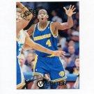 1994-95 Stadium Club Basketball #009 Chris Webber - Golden State Warriors