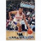 1995-96 Stadium Club Basketball #120 Dana Barros EC - Philadelphia 76ers
