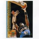 1996-97 Stadium Club Basketball Welcome Additions #WA25 Mark West - Cleveland Cavaliers