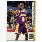 1996-97 Stadium Club Basketball #153 Nick Van Exel - Los Angeles Lakers